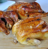 woodfire roast chicken