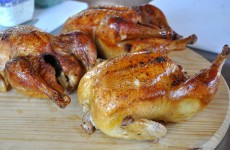 woodfire roast chicken