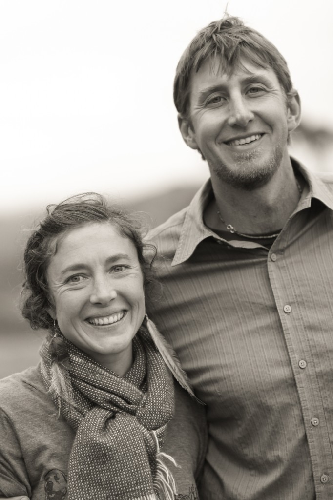 Suzie & Jay Trexler, Co-farm Managers at Potrero Nuevo Farm