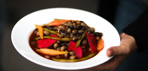 Pig Roast Side Dishes: Cowboy Up Cattle Beans