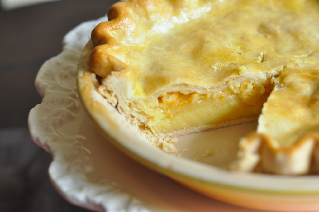 Shaker Lemon Pie | Amy Glaze's Pommes D'Amour