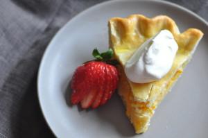 Ohio Shaker Lemon Pie Slice